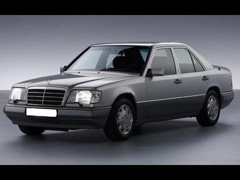 Мерседес е класс w211 Ремонт замка крышки багажника - YouTube