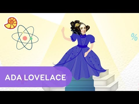 Ada Lovelace - World's First Computer Programmer | One Stop Science Shop