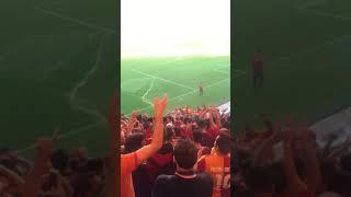 Bundan büyük gurur yok Galatasaray'lıyız Alanya deplasmanı