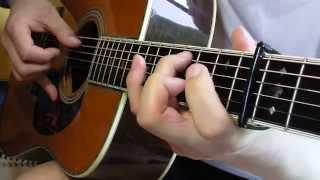 "Rena Matsui ""2588 nichi"" Fingerstyle Guitar SKE48 18th single ""MAEN..."