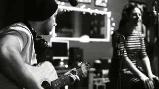 Calvin Harris How deep is your love Cover Acoustic by Matt Kerby and Nicole Whitecross