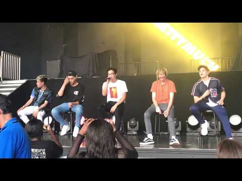 Summer On You - PRETTYMUCH (Live Unreleased)