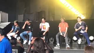 Summer On You Prettymuch Live Unreleased