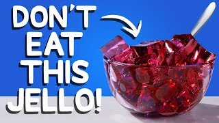 This Fake Jello Expands 100 Times In Water • This Could Be Awesome 2