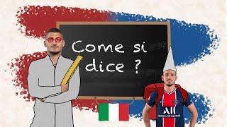 𝑪𝑶𝑴𝑬 𝑺𝑰 𝑫𝑰𝑪𝑬 🇮🇹🗣️ : Marco Verratti & Alessandro Florenzi