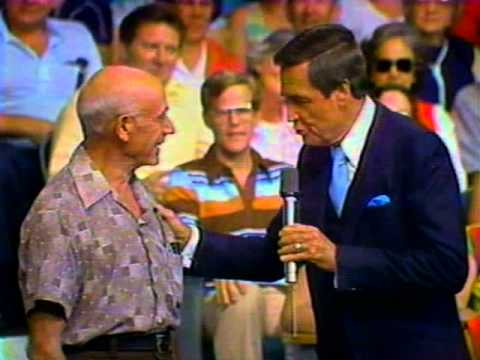 Mel Blanc and Noel Blanc on That's My Line with Bob Barker 1980