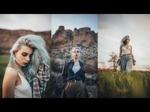 3 FOTÓGRAFOS HACIENDO FOTOS A LA MISMA MODELO