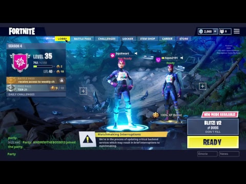 Fortnite  NEW UPDATE '3 NEW CITIES' Level 72 *35+ Wins* FORTNITE GRIND