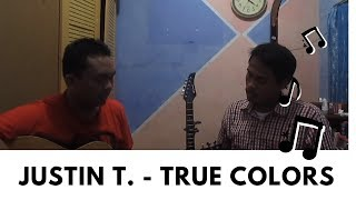 Justin Timberlake, Anna Kendrick - True Colors (COVER)
