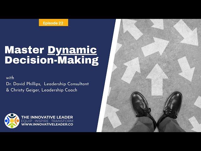 TILP22 Master Dynamic Decision Making