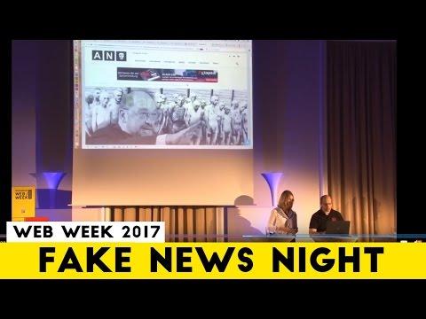 #NUEWW - Fake News Night der Nürnberger Nachrichten