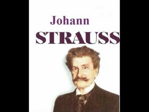 Johann Strauss II  - The Blue Danube HD