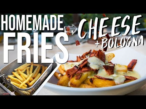 The Best Homemade French Fries | SAM THE COOKING GUY 4K