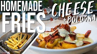 If you want to make the best homemade french fries of your life then you're going to love this recipe! SUBSCRIBE: http://bit.ly/stcgsub | MERCH: ...
