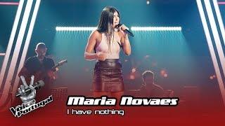 Baixar Maria Novaes – I have nothing   Prova Cega   The Voice Portugal