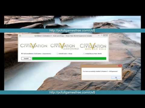 How To Get Civilization V Free For PC - Brave New World Free Download PC Works With Steam