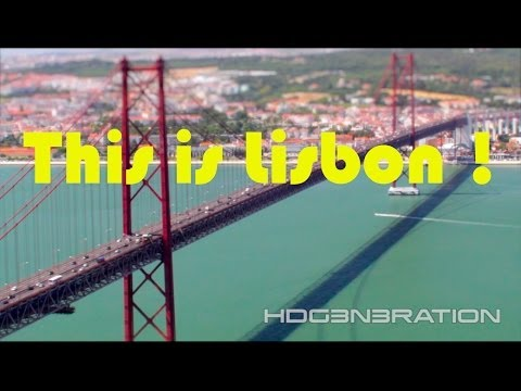 This is Lisbon