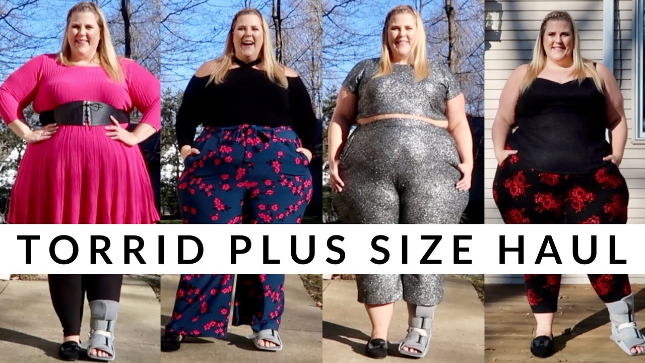 27a1e6d8a70 Last Plus Size Haul of 2018- Torrid! - YouTube