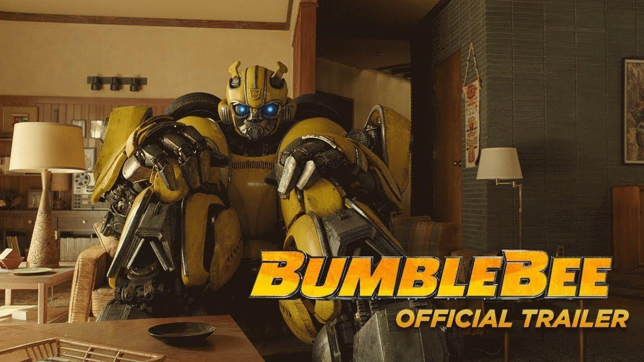 Bumblebee | HD trailer 2 - UPInl