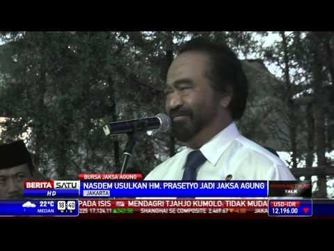 Nasdem Usulkan HM Praseto Jadi Jaksa Agung