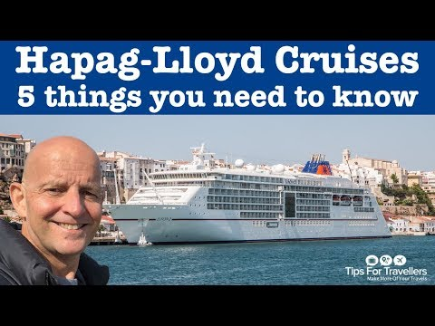 Hapag Lloyd Luxury Cruise Line. 5 Need To Knows Before Cruising With Them