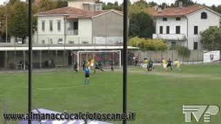 Serie D Girone E Ponsacco-Tuttocuoio 1-1