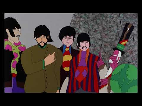 Yellow Submarine US Theatrical Trailer