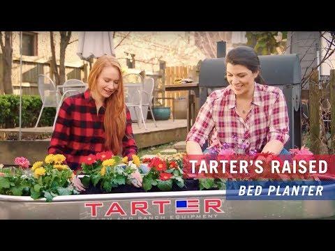 Tarter Raised Bed
