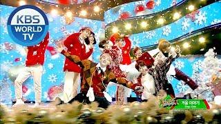Stray Kids -  Winter story(겨울이야기) [Music Bank / 2018.12.21]