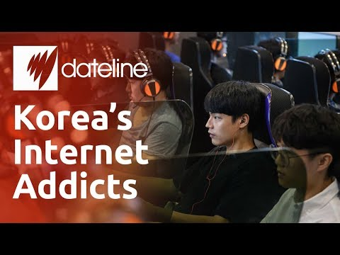 Korea's Internet Addicts