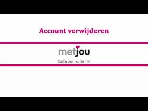 MetJou Account Verwijderen