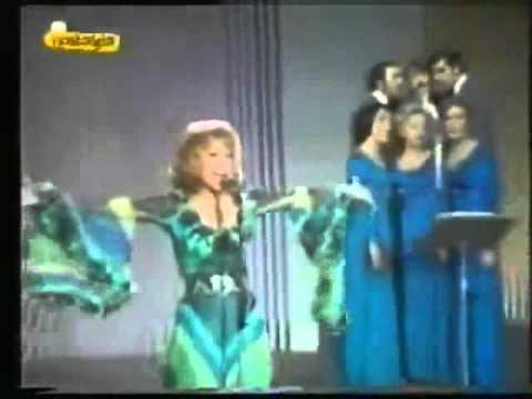 Festival OTI 1972 - Venezuela (Mirla Castellanos - Sueños de Cristal y Miel)