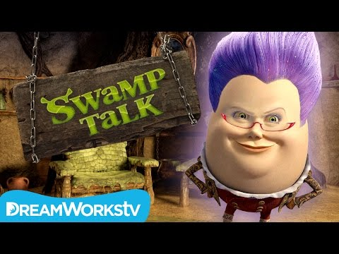 Freaky Fairytale Mashup | SWAMP TALK WITH SHREK AND DONKEY