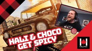 chocoTaco \u0026 Halifax Crazy Crater Fields Ending  - PUBG Duos Gameplay