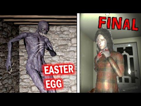 EL BAILE DE BOOGEYMAN (Easter egg) & Nuevo FINAL - Boogeyman Nueva versión 2.03 - NOCHE 7 FINAL