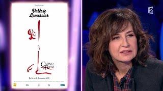 Valérie Lemercier - On n'est pas couché 28 novembre 2015 #ONPC