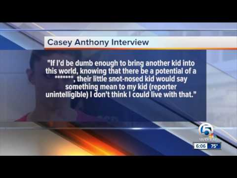 Casey Anthony interview