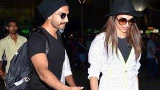 Ranveer Singh & Deepika Padukone CAUGHT Holidaying In SPAIN