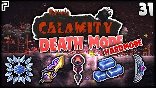 Time To MELT Cryogen & Reap Rewards! | Terraria Calamity Mod Death Mode Let's Play [Episode 31]