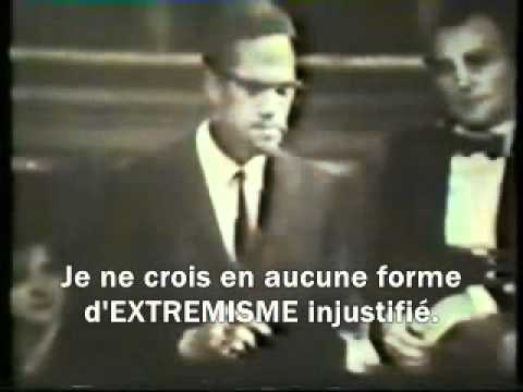 MALCOLM X-OXFORD UNIVERSITY 1964