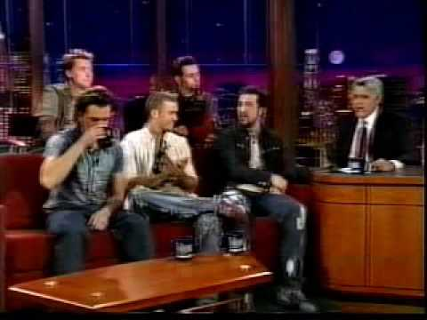 NSYNC Interview Part 1