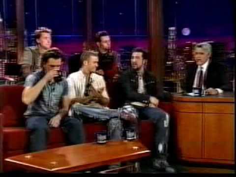 NSYNC Interview Part 1
