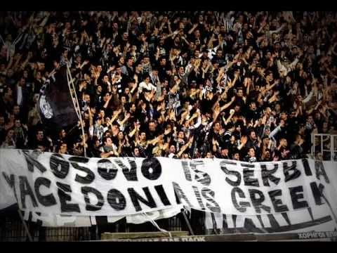 Fans and Ultras from all Europe :: Kosovo is Serbia !