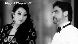 Hafiz & Devyani Ali - Padar jaan (Karaoke Version) Original Music