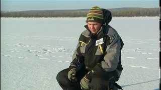 Зимняя рыбалка в Балаково.  Часть 1.(Новый фильм студии
