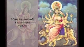 Durga Maa (Nava Durga) - Nine forms of Goddess Durga