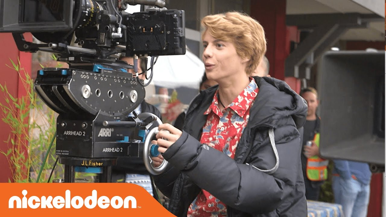 Download Jace Norman in Rufus 2: 'Behind the Scenes' Sneak Peek | Nickelodeon Original Movie