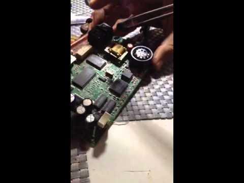 Buzzer tarjeta external modem fax 56 k US Robotics