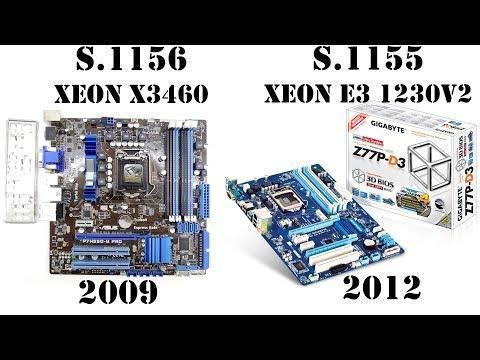 Сокет 1156 слился в 2019 году? Эра 1155 наступила? Сравнение Xeon X3460 Vs E3 1230v2