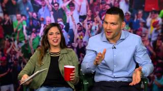 Overtime with Chris Weidman